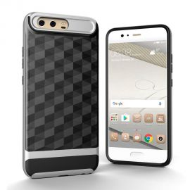 Хибриден кейс 3D Hexagon за Huawei P10