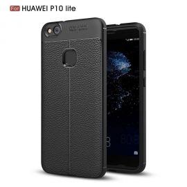 TPU гръб Leather за Huawei P10 Lite