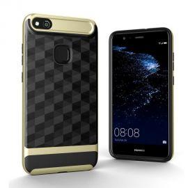 Хибриден кейс 3D Hexagon за Huawei P10 Lite