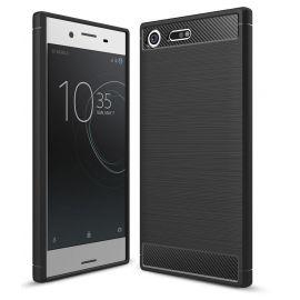 Силикон гръб Carbon за Sony Xperia XZ1 Compact
