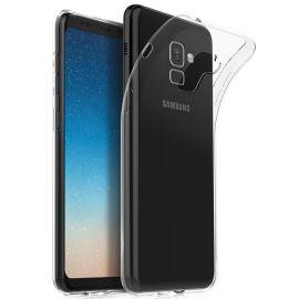 Ултра слим силиконов гръб за Samsung Galaxy A8 2018