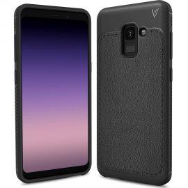 TPU гръб Leather за Samsung Galaxy A8 2018 A530