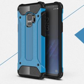 Противоударен калъф Metal Carbon за Samsung Galaxy S9
