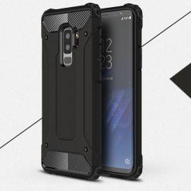 Противоударен калъф Metal Carbon за Samsung Galaxy S9+ Plus