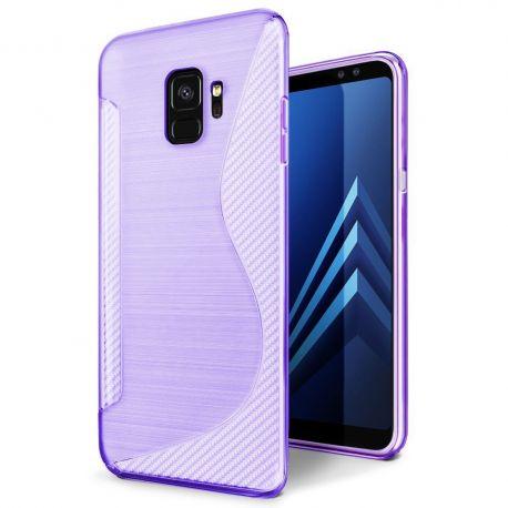 Силиконов калъф S-Line за Samsung Galaxy S9