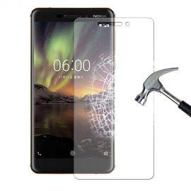Протектор от закалено стъкло за дисплей за Nokia 6 2018