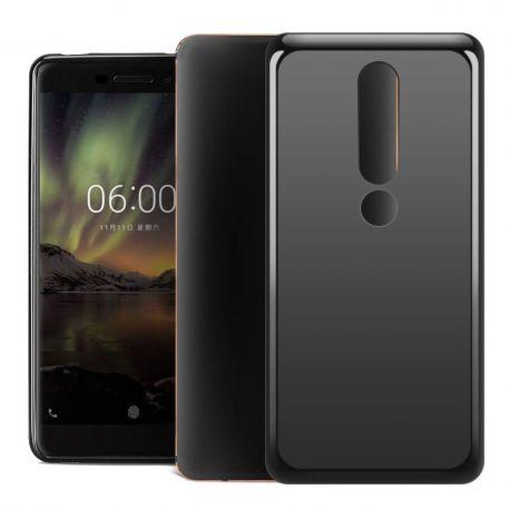 Матов TPU силиконов гръб за Nokia 6 2018