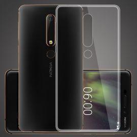 Ултра слим силиконов гръб за Nokia 6 2018 / Nokia 6.1