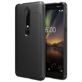 TPU гръб Leather за Nokia 6 2018 / Nokia 6.1