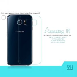 Протектор от закалено стъкло Nillkin за гърба на Samsung Galaxy S6 G920
