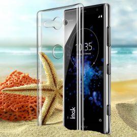 Imak Crystal Clear твърд гръб за Sony Xperia XZ2 Compact
