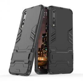 Хибриден PC гръб с kick-stand стойка за Huawei P20 Pro