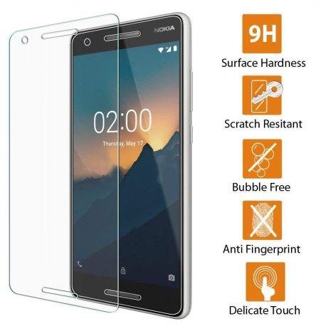 Протектор от закалено стъкло за Nokia 2.1 2018