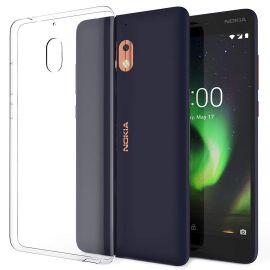 Ултра слим силиконов гръб за Nokia 2.1 2018
