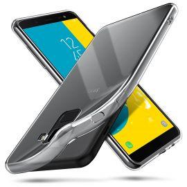 Ултра слим силиконов гръб за Samsung Galaxy J6