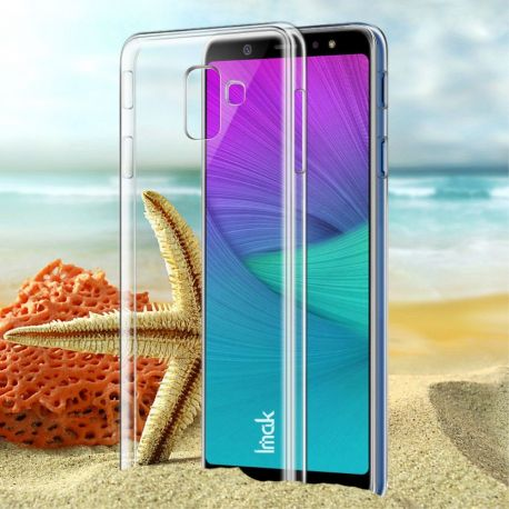 Imak Crystal Clear твърд гръб за Samsung Galaxy A6 2018