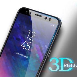 Протектор за целия дисплей от закалено стъкло за Samsung Galaxy A6 (2018)