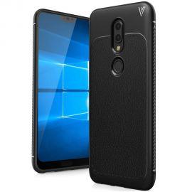 TPU гръб Leather за Nokia 6.1 Plus (2018)