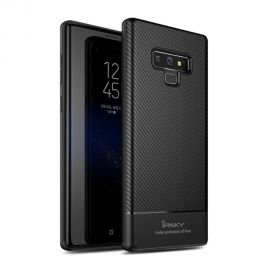 Силиконов карбонов гръб за Samsung Galaxy Note 9