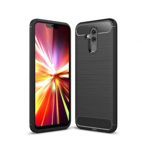 Силикон гръб Carbon за Huawei Mate 20 Lite