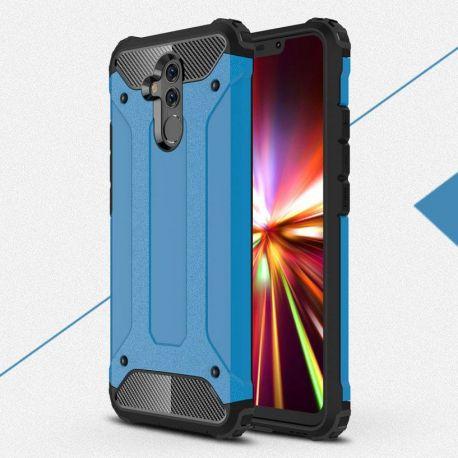 Противоударен калъф Metal Carbon за Huawei Mate 20 Lite
