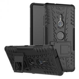Хибриден PC гръб с kick-stand стойка за Sony Xperia XZ3