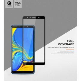 Протектор за целия дисплей от закалено стъкло за Samsung Galaxy A7 2018 А750