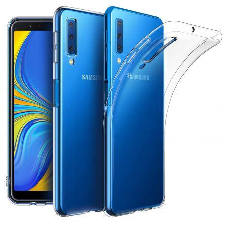 Ултра слим силиконов гръб за Samsung Galaxy A7 2018 А750