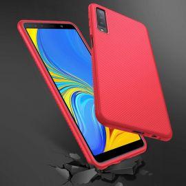 Релефен TPU кейс за Samsung Galaxy А7 2018 А750