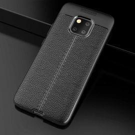 TPU гръб Leather за Huawei Mate 20 Pro