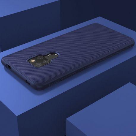 Релефен TPU кейс за Huawei Mate 20