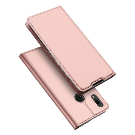 Луксозен кожен калъф за Huawei Honor 10 Lite