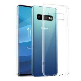 Ултра слим силиконов гръб за Samsung Galaxy S10