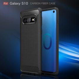 Силикон гръб Carbon за Samsung Galaxy S10 G970