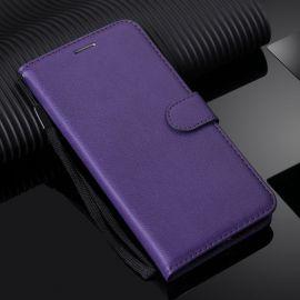 Кожен калъф хоризонтален тефтер за Samsung Galaxy S10 G970