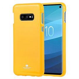 Силиконов гръб Mercury Glittery Powder за Samsung Galaxy S10e