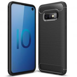 Силикон гръб Carbon за Samsung Galaxy S10e