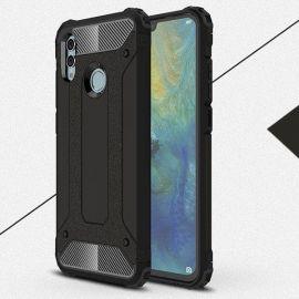 Противоударен калъф Metal Carbon за Huawei P Smart (2019)
