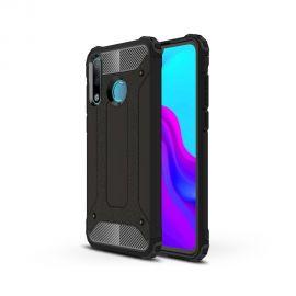Противоударен калъф Metal Carbon за Huawei P30 Lite