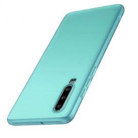 Матов TPU силиконов гръб за Huawei P30