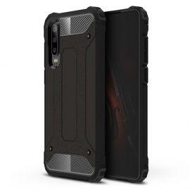 Противоударен калъф Metal Carbon за Huawei P30