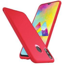 Релефен TPU кейс за Samsung Galaxy M20