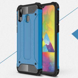 Противоударен калъф Metal Carbon за Samsung Galaxy M20