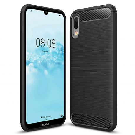 Силикон гръб Carbon за Huawei Y6 2019
