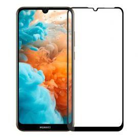 Протектор за целия дисплей от закалено стъкло за Huawei Y7 2019