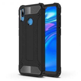 Противоударен калъф Metal Carbon за Huawei Y7 2019