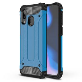 Противоударен калъф Metal Carbon за Samsung Galaxy A40