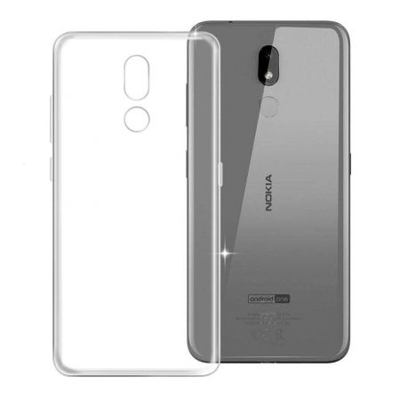Ултра слим силиконов гръб за Nokia 3.2 2019