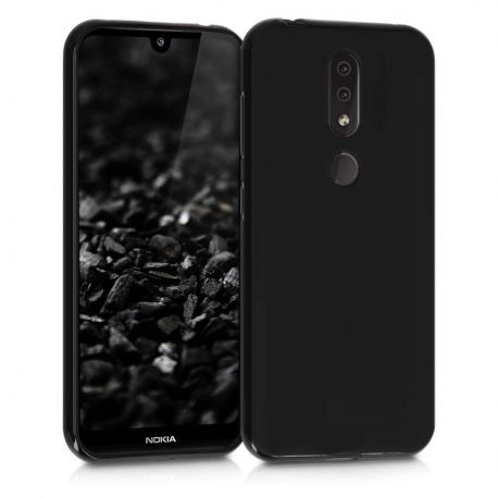 Матов TPU силиконов гръб за Nokia 4.2 2019