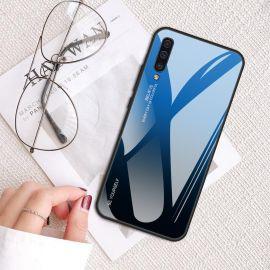 Стъклен хибриден кейс за Samsung Galaxy A50